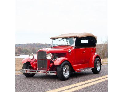 1929 Ford Model A Phaeton Restomod
