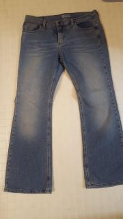American Eagle outfitters stretch jeans. 14 Short. Gallatin