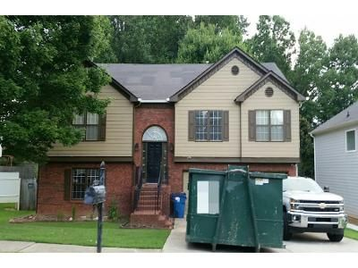 5 Bed 3.0 Bath Preforeclosure Property in Lawrenceville, GA 30046 - Adams Lake Dr