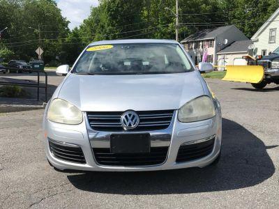 2006 Volkswagen Jetta 2.5 (Platinum Gray)