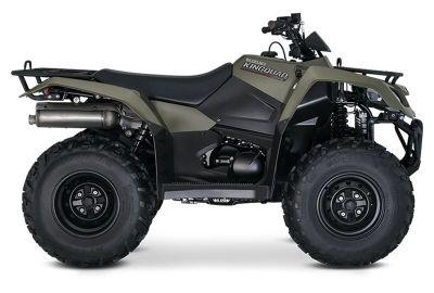 2019 Suzuki KingQuad 400FSi ATV Utility Petaluma, CA