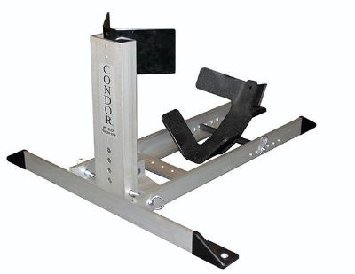 Purchase Condor PS-1500 Pit Trailer Stop Motorcycle Stand Wheel Chock motorcycle in Maumee, Ohio, US, for US $218.99