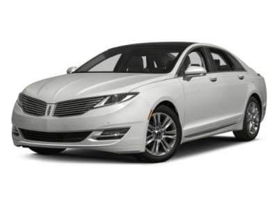 2015 Lincoln MKZ Base (BLACK)