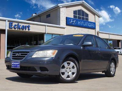 2009 Hyundai Sonata GL (Slate Blue)