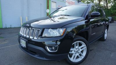 2015 Jeep Compass 4WD 4dr Limited (Black Clearcoat)