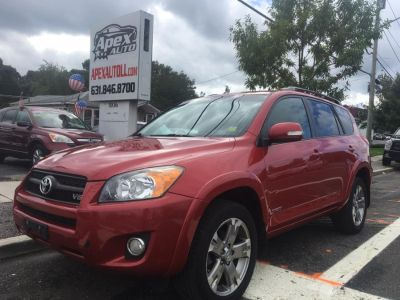 2010 Toyota RAV4 Sport (Barcelona Red Metallic)