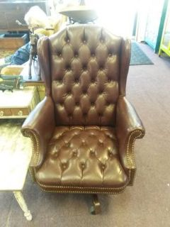 Stately Executive Office Chair