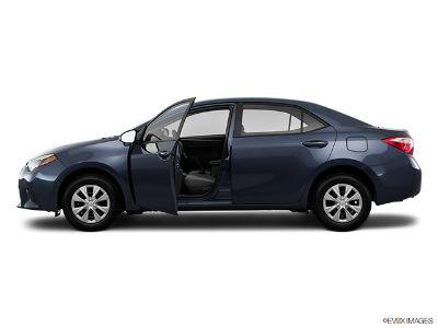 2016 Toyota Corolla LE (Classic Silver Metallic)