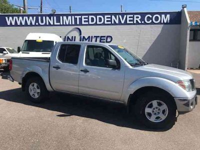 Used 2005 Nissan Frontier Crew Cab for sale