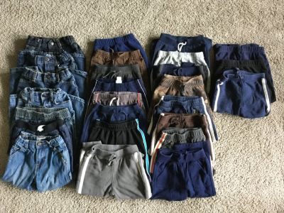 Boys 2t fall and winter clothes