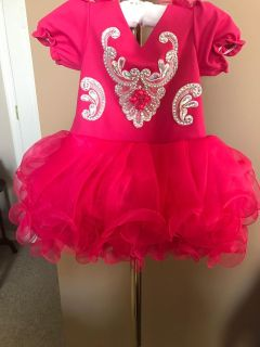 Brand New Pageant Dress Size 4