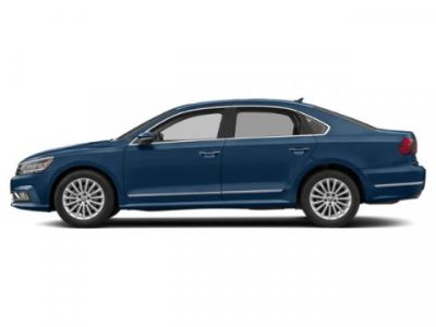 2019 Volkswagen Passat 2.0T Wolfsburg Edition (Tourmaline Blue Metallic)