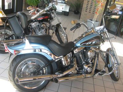 2007 Harley-Davidson Softail Custom Cruiser Motorcycles Erie, PA