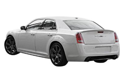 Buy New 2011 Chrysler 300 Factory Style Spoilers Spoiler & Wings, ABS Plastic motorcycle in Roanoke, Texas, US, for US $134.95