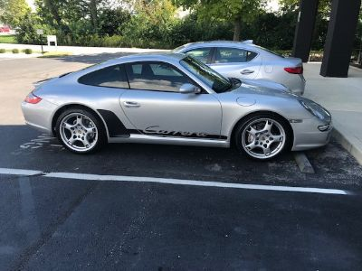 2005 Porsche Carrera , Manual Transmission