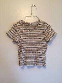 Striped top by Cherokee
