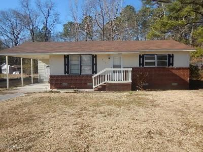 3 Bed 1 Bath Foreclosure Property in Jacksonville, NC 28546 - Cougar Ln