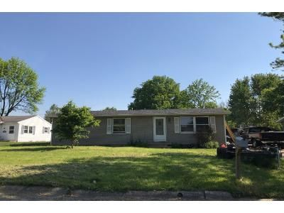 3 Bed 1 Bath Preforeclosure Property in London, OH 43140 - S Union St