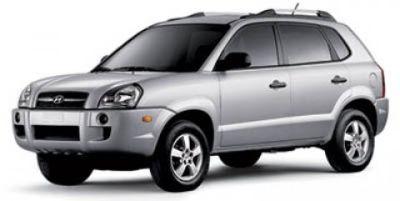 2006 Hyundai Tucson GL (Gold)