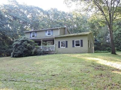 4 Bed 2 Bath Foreclosure Property in Huntington Mills, PA 18622 - Baker Hill Rd