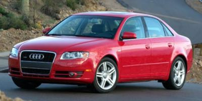 2007 Audi A4 2.0T (Red)
