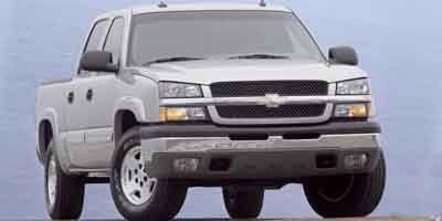 2004 Chevrolet Silverado 1500 LS (Dark Gray Metallic)