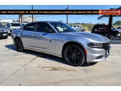 2018 Dodge Charger SE (Silver)