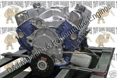Buy FORD 331 4x4 BRONCO CRATE ENGINE BY TUFF DAWG ENGINES motorcycle in Phoenix, Arizona, US, for US $3,395.00