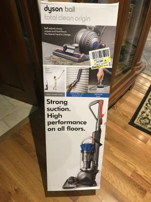 Dyson Ball Total Clean Origin brand new factory sealed
