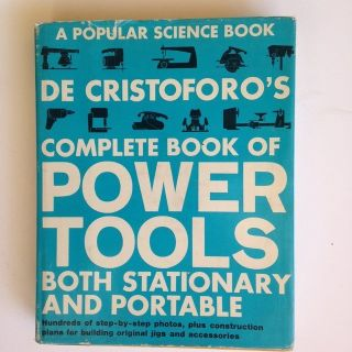 Power Tools Book