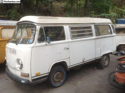 72 Westfalia Camper...price reduced for quick sale