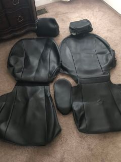 Precision Fit Custom Made Seat covers for Nissan Rouge