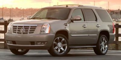 2008 Cadillac Escalade Base (Black Raven)