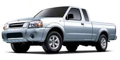 2004 Nissan Frontier XE (White)