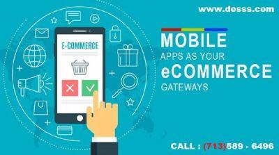 Mobile Ecommerce Website Application