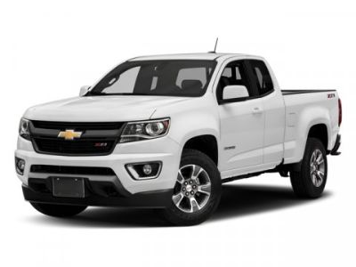 2018 Chevrolet Colorado 4WD Z71 (Summit White)