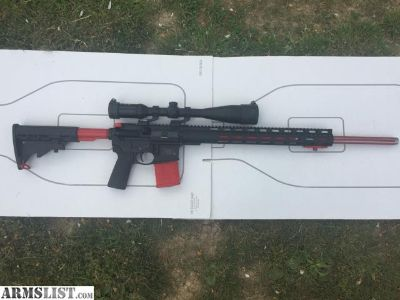 For Sale/Trade: Long range AR15