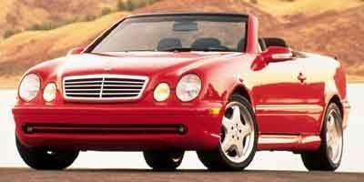 2002 Mercedes-Benz CLK-Class CLK430 (Brilliant Silver Metallic)