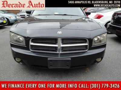 2006 Dodge Charger SE (Black)