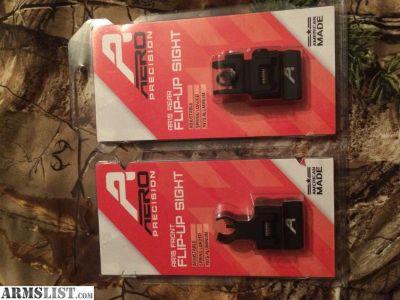 For Sale: Aero precision sights