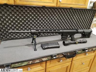 For Sale: Custom AR-10 .308 w/extras