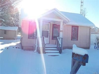 Foreclosure - Crapo St, Swartz Creek MI 48473
