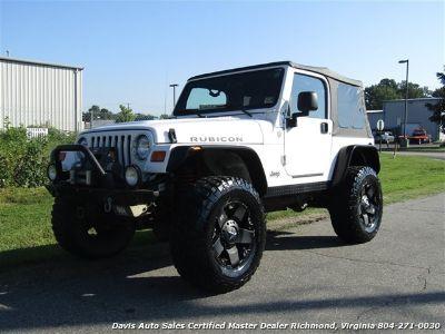 2004 Jeep Wrangler Rubicon (White)