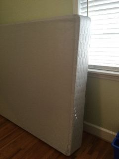 Never used Queen Box Spring from FWDG