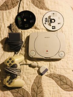 New PS1 Controller Games