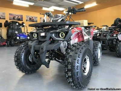 Taotao raptor 125cc fully loaded atv on sale
