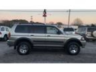 2002 Mitsubishi Montero Sport For Sale