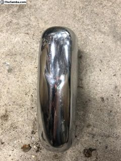 Early Volkswagen Type 3 Bumper Guard Used