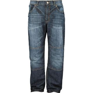 Sell Blue 36W X 34L Speed And Strength Run With The Bulls Demin Riding Pant motorcycle in San Bernardino, California, US, for US $89.99