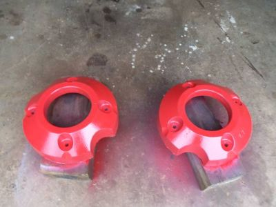 Farmall wheel weights